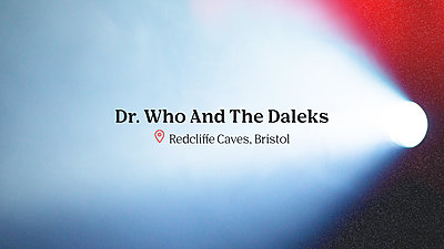 Dr. Who And The Daleks movie title