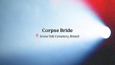 Corpse Bride movie title