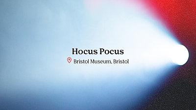 Hocus Pocus movie title