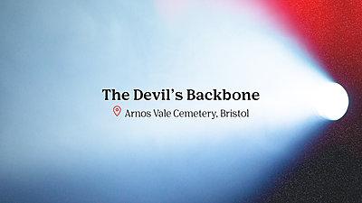 The Devil's Backbone movie title