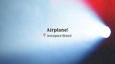 Airplane! movie title