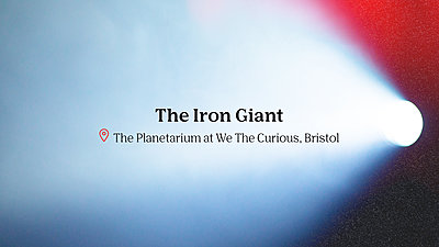Movie title for The Iron Giant