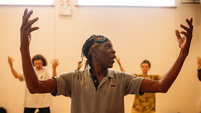 African dance and culture lessons in Bristol