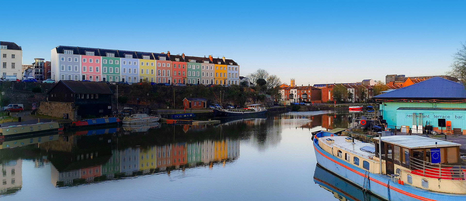 Discover amazing things to do in Bristol