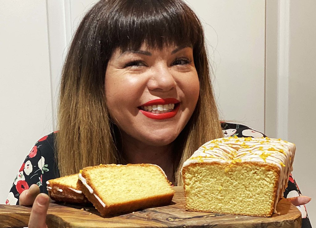 Free baking from home with Briony from Bake Off