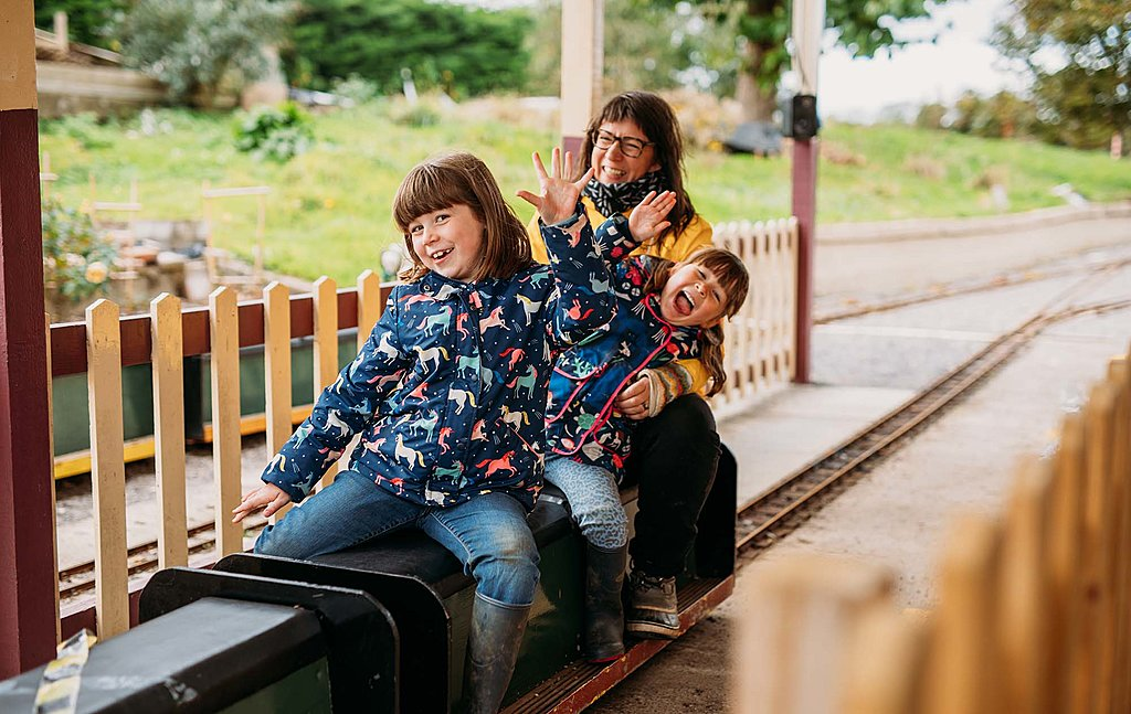 Family experiences at Avon Valley