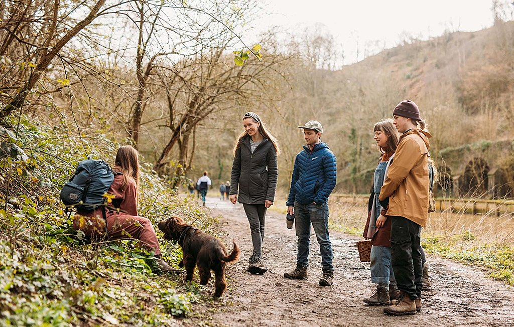 Private wildcrafting and foraging walk