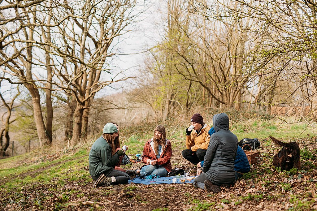Foraging for wild bitters and tonics
