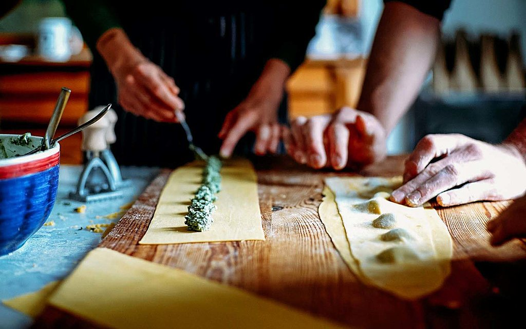 make Northern Italian pasta