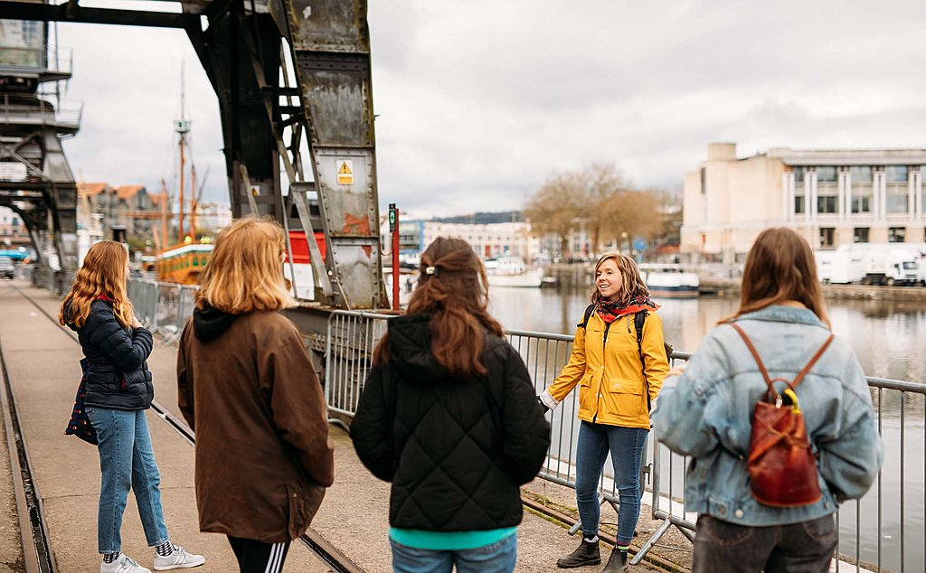 harbourside history walk