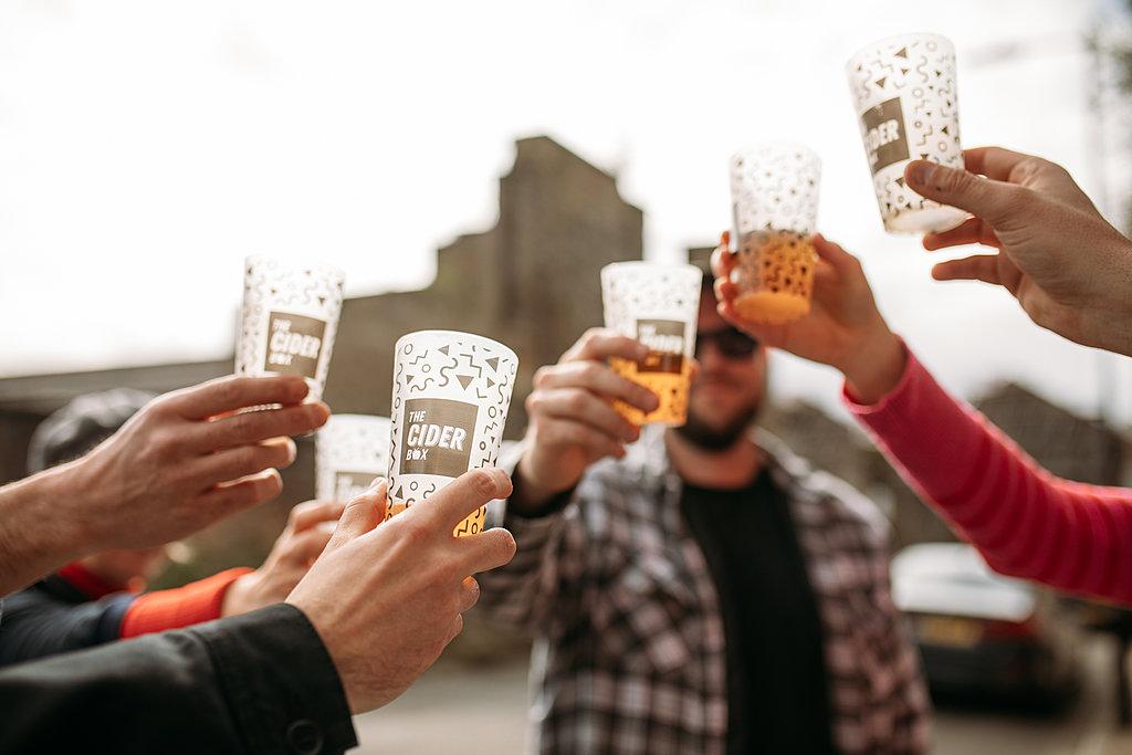 The Cider Box cider tour