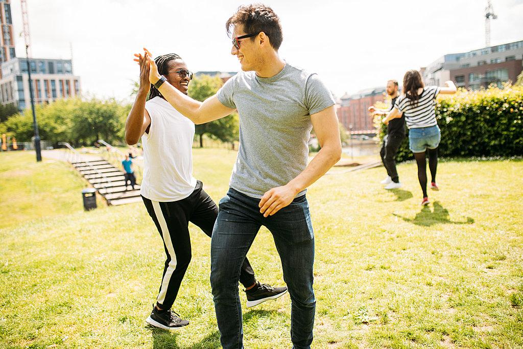 Bristol swing dancing