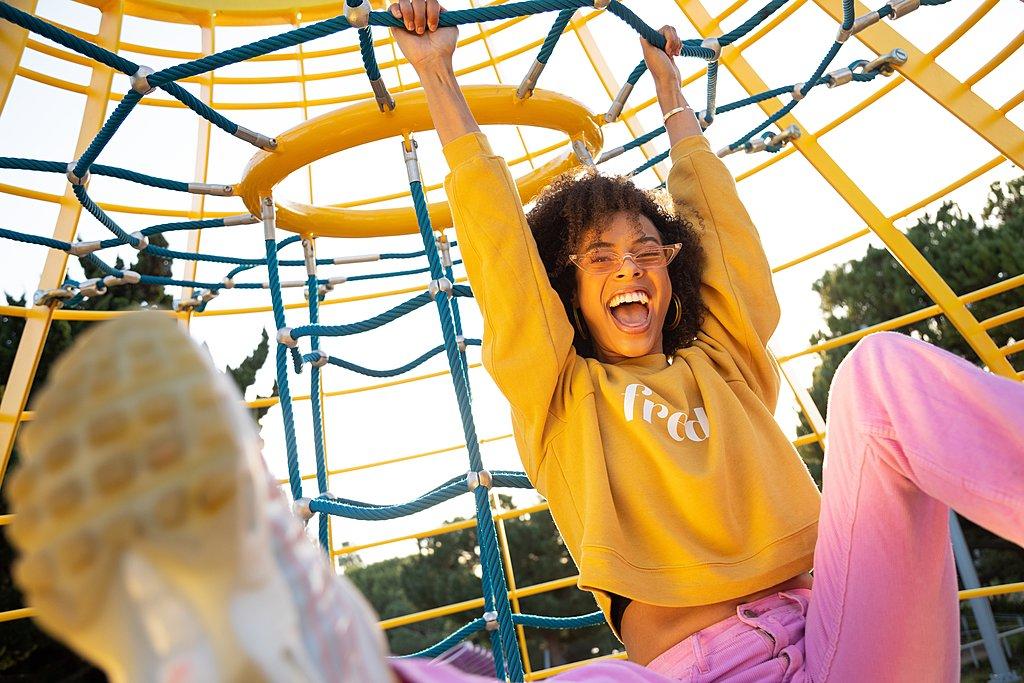 Grown up playground Bristol