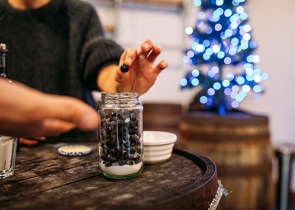 Make your own sloe gin