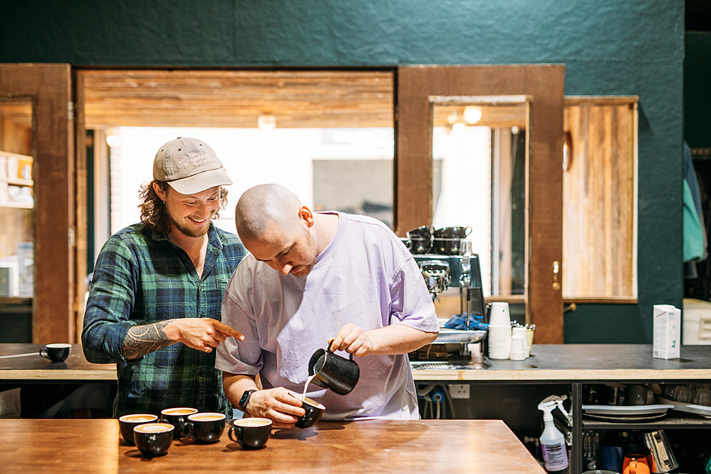 Be a barista with Oddkin
