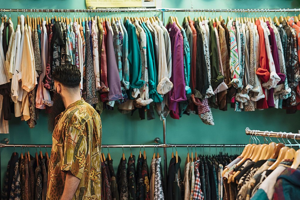 New clothes for free in Bristol