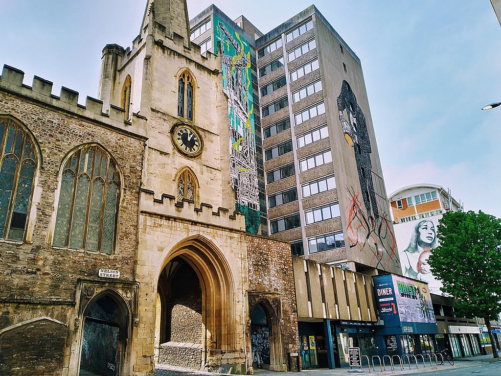 Walking tours and guides of Bristol