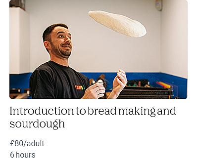 Food experiences in Bristol