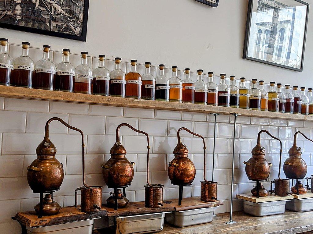 Independent distillery Clifton, Cotham, Bristol