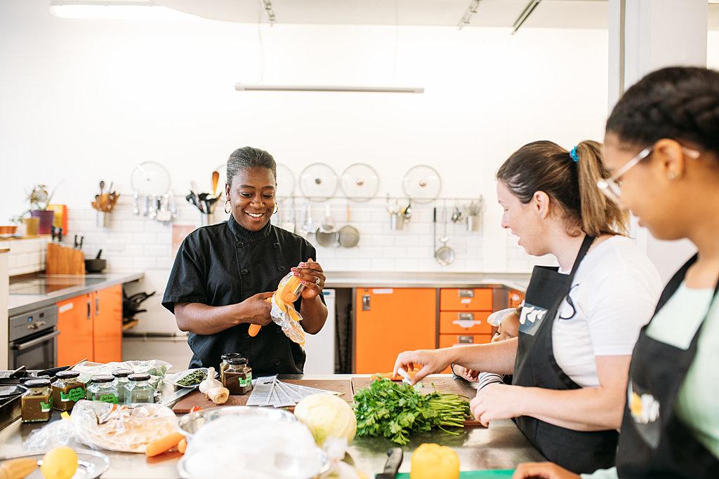 Cooking classes in Bristol world cuisine