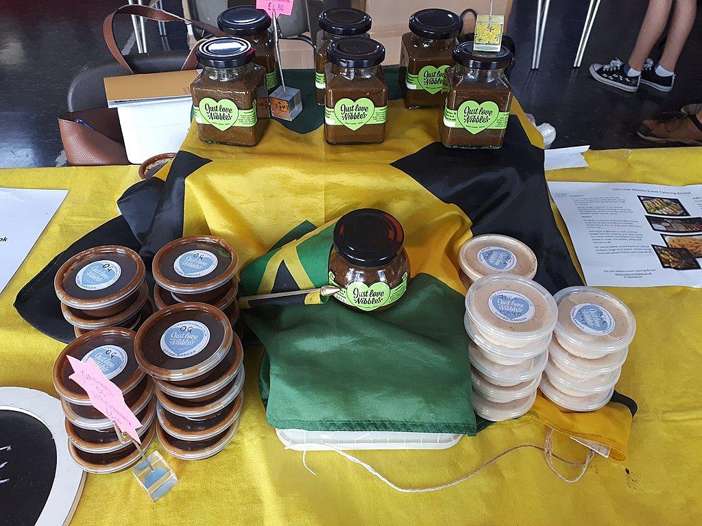 Jamaican jerk marinade Bristol