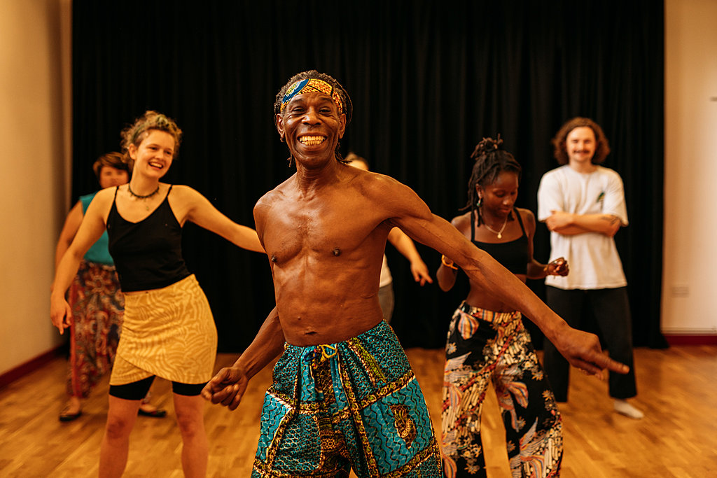 Traditional dance lessons and dance fitness in Bristol