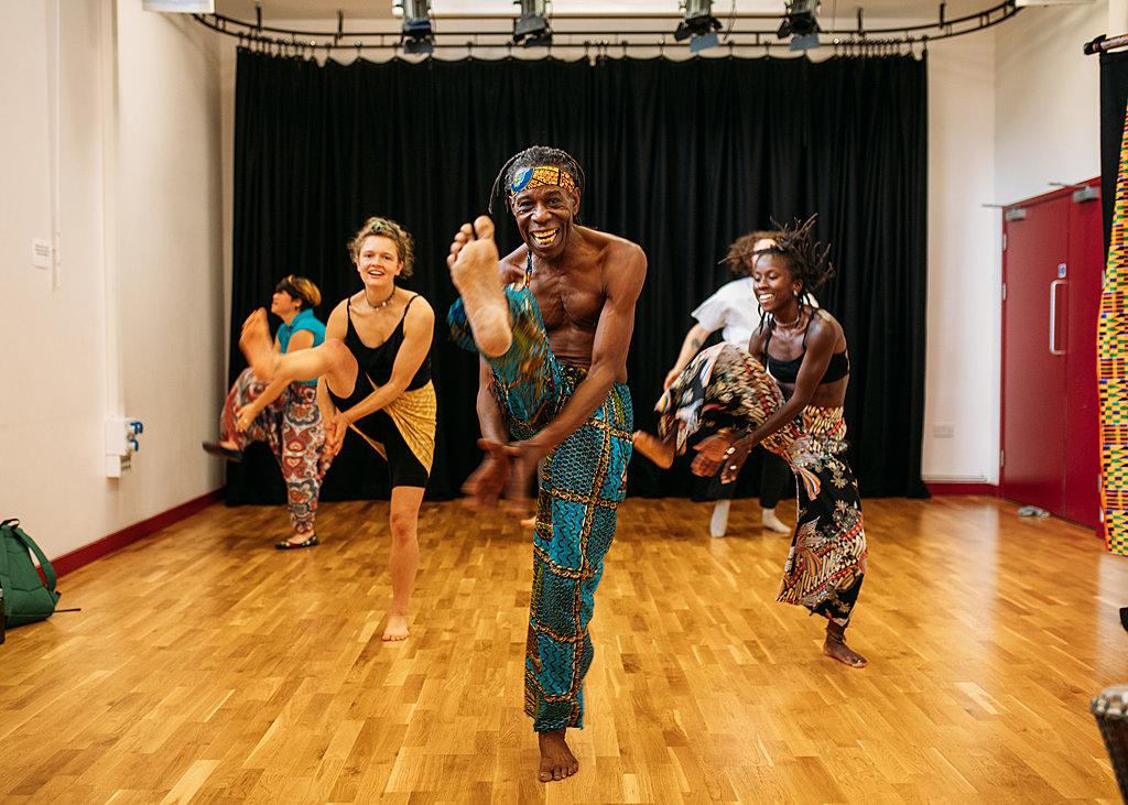 Healing dance classes in Bristol