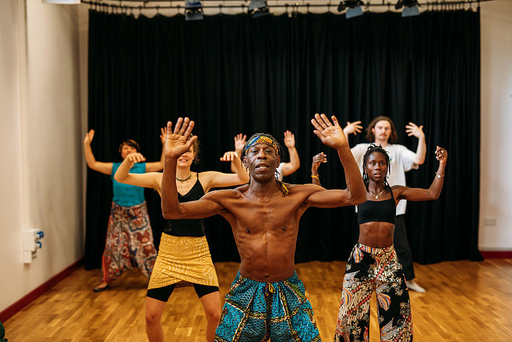 African culture lessons in schools Bristol