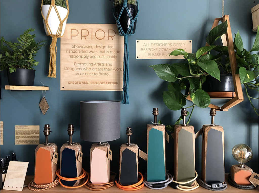 Prior Shop